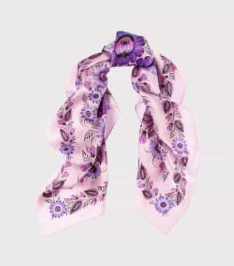 "фотография Square scarf ""First Love"""