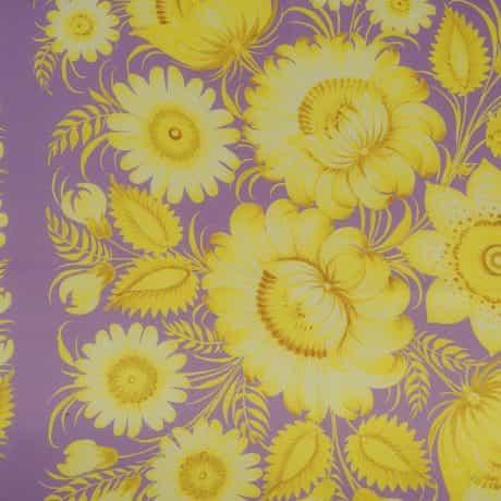 """фотография Хустка """"Сонячний фіолет"""" #4"""