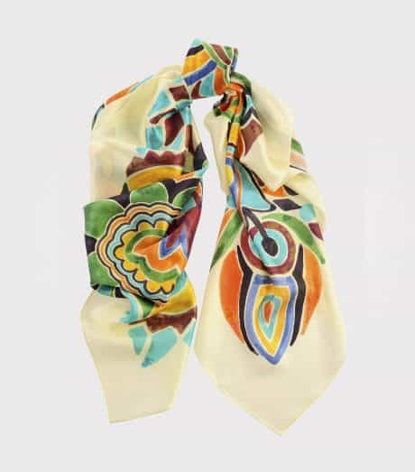 "фотография Square scarf ""Royal Whim"""