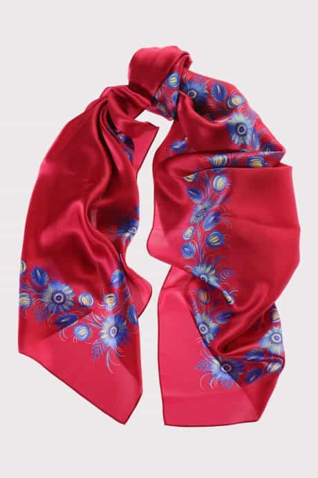 "фотография Square scarf ""Infinite Love"""